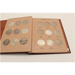 Book of Eisenhower (IKE) Dollars, Complete  1971-1978's, 32 coins. Uncirculated MS-62-65  plus condi