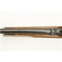 "Parker Hale Mauser type bolt action rifle,  .270 Win. caliber, 22.5"" barrel, blued  finish, checkere"