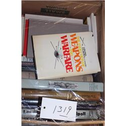 Lot of approximately 26 reference books and   pamphlets, some in foreign language, mostly   on firea