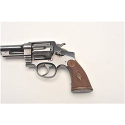Smith and Wesson 1st Model Hand Ejector  revolver, .44 S&W Special caliber, Serial  #3466.  The pist