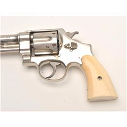 Smith and Wesson 1st Model Hand Ejector  revolver, .44 S&W Special caliber, Serial  #13880.  The pis