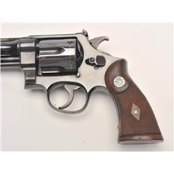 """Smith and Wesson Transition """"Unregistered""""  revolver, .357 Magnum caliber, Serial #61989.   The pist"""