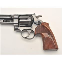 "Smith and Wesson Transition ""Unregistered""  revolver, .357 Magnum caliber, Serial #61614.   The pist"