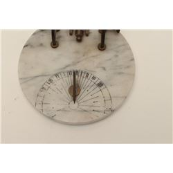 """Sundial cannon from collection of John  Beckwith """"The sage of Encinitas"""". Well known  collector deal"""