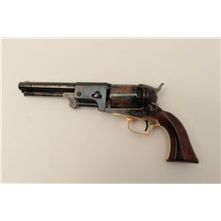 Colt New Blackpowder series Whitneyville  Hartford Dragoon, S/N 458. Mint in box with  papers by U.S
