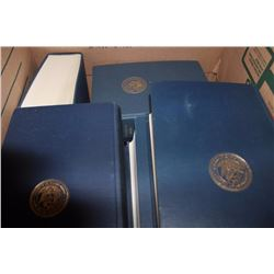 "Lot of U.S. Dept. of the Navy hardback books   entitled ""Naval Documents of the American   Revolutio"
