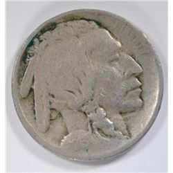 1913-S TYPE-2 BUFFALO NICKEL, FINE