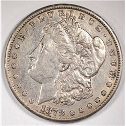 1878-CC MORGAN SILVER DOLLAR XF-AU  SEMI-KEY