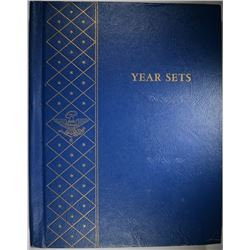 YEARS SETS; 2 - 1967, 2-1966, 2-1965, 2-1964,