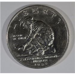 1925-S CALIFORNIA COMMEM. HALF DOLLAR, BU