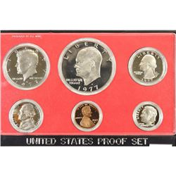 1977 US PROOF SET (WITH NO BOX)