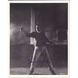 John Wayne Signed 8x10 Photo