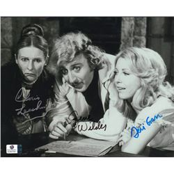 Young Frankenstein Cast Signed 8x10