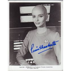 Persis Khambatta Star Trek Signed 8x10 Photo