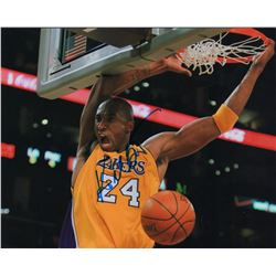 Kobe Bryant Los Angeles Lakers Signed 8x10 Photo