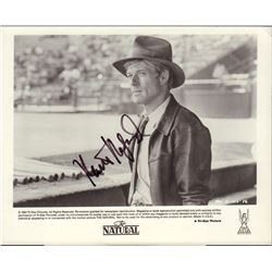Robert Redford The Natural Signed 8x10 Photo