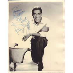Sammy Davis Jr. Vintage Signed 8x10 Photo