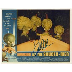 Frank Gorshin Invasion of the Saucer-Men Signed 8x10 Photo