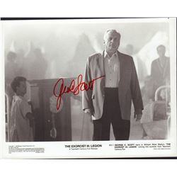 George C. Scott The Exorcist III Signed 8x10 Photo