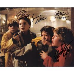 The Goonies Signed 8x10 Photo