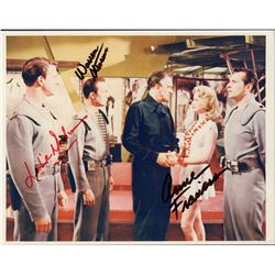 Forbidden Planet Cast Signed 8x10 Photo