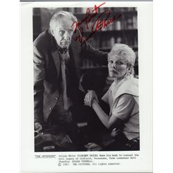 Vincent Price The Offspring Signed 8x10 Photo