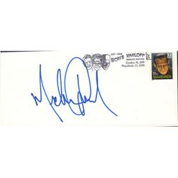 Michael Jackson Signed FDC Envelope