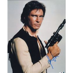 Harrison Ford Star Wars Signed 11x14 Photo