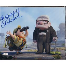 Ed Asner Up Signed 11x14 Photo