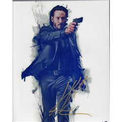 Keanu Reeves Signed 11x14 Photo