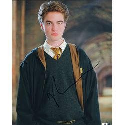 Robert Pattinson Harry Potter Signed 11x14 Photo