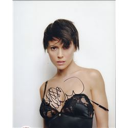 Alyssa Milano Charmed Signed 11x14 Photo