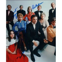 The Poseidon Adventure Cast Signed 11x14 Photo