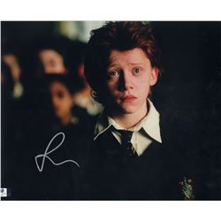 Rupert Grint Harry Potter Signed 11x14 Photo
