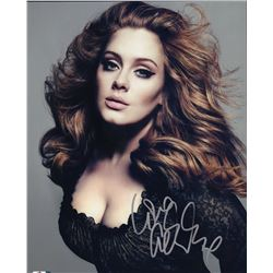 Adele Signed 11x14 Photo