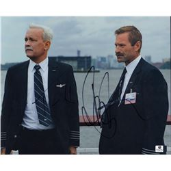Tom Hanks Aaron Eckhart Sully 11x14 Photo