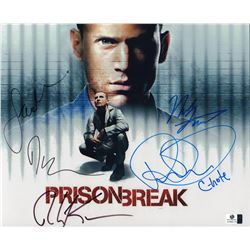 Prison Break Cast Signed 11x14 Photo