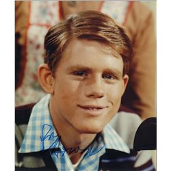 Ron Howard Happy Days Signed 11x14 Photo