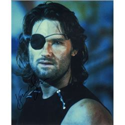 Kurt Russell Escape from L.A. Signed 11x14 Photo