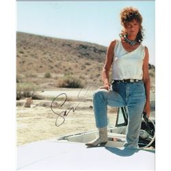 Susan Sarandon Thelma and Louise Signed 11x14 Photo