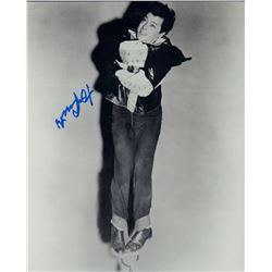 Tony Curtis Houdini Signed 11x14 Photo