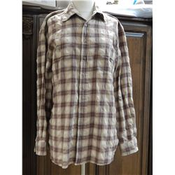 George Clooney Screen Worn Shirt Monument Men