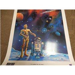 The Empire Strikes Back Limited Edition Poster