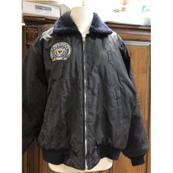 Screen Used Gotham Police Department Jacket The Dark Knight