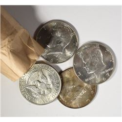 40% SILVER KENNEDY HALF DOLLAR ROLL