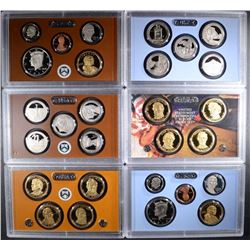 2010-11 US PROOF SETS