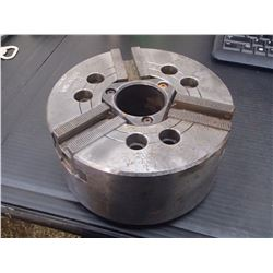 "Kitagawa 6"" 3 Jaw Power Chuck, P/N: B-206"