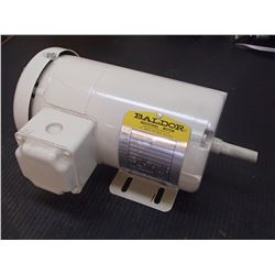 Baldor 1/2HP Industrial Electric Motor, Spec: 33-1213-425
