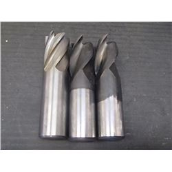 "M.A. Ford 1"" x 1.5"" x 4"" Solid Carbide End Mills"