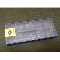 New Sumitomo Carbide Inserts, P/N: TBGP521L, T12A